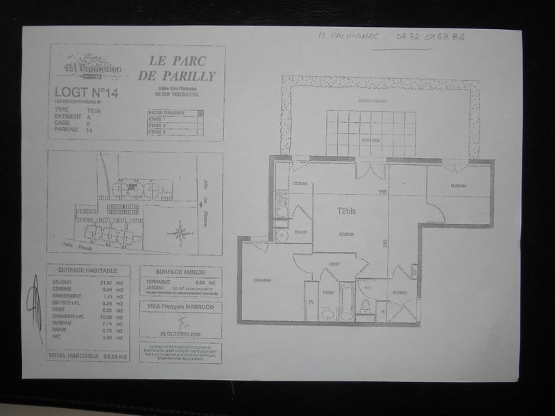 Alquiler  apartamento Venissieux 680€ CC - Fotografía 8