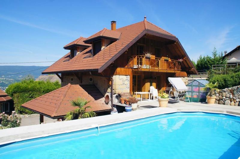Venta de prestigio  casa Marcellaz-albanais 840000€ - Fotografía 1