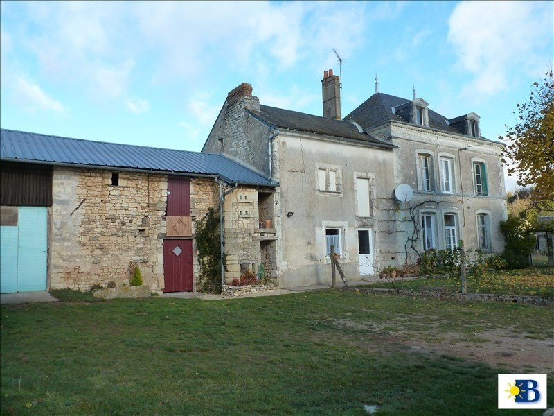 Vente maison / villa Velleches 159 000€ - Photo 1
