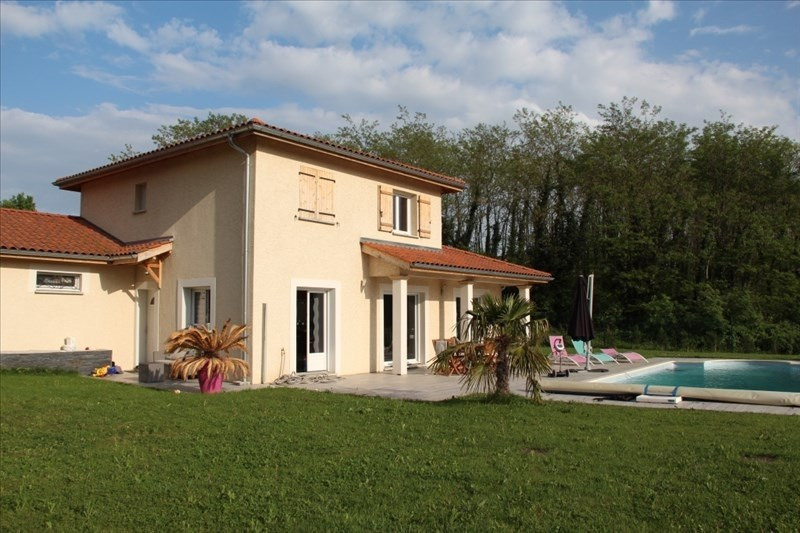 Verkauf haus Villefontaine 365000€ - Fotografie 1