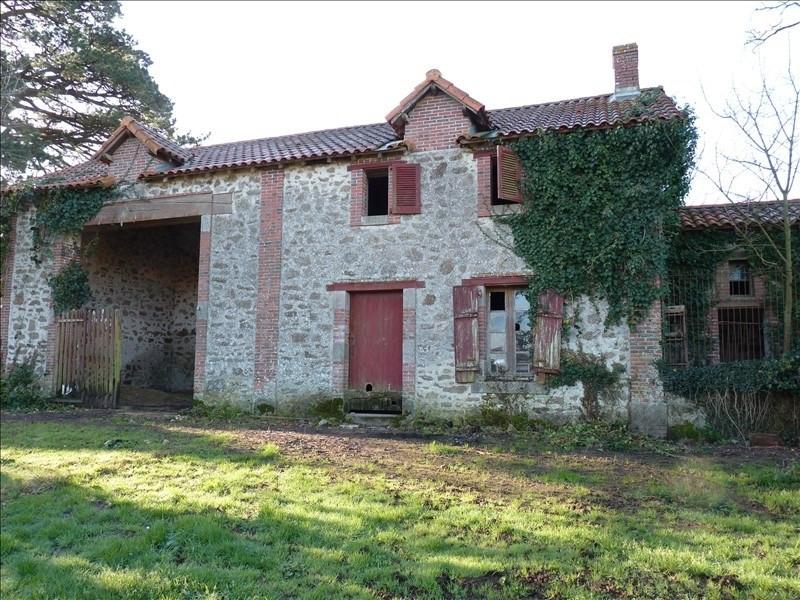 Vente de prestige maison / villa La chaize le vicomte 409500€ - Photo 7