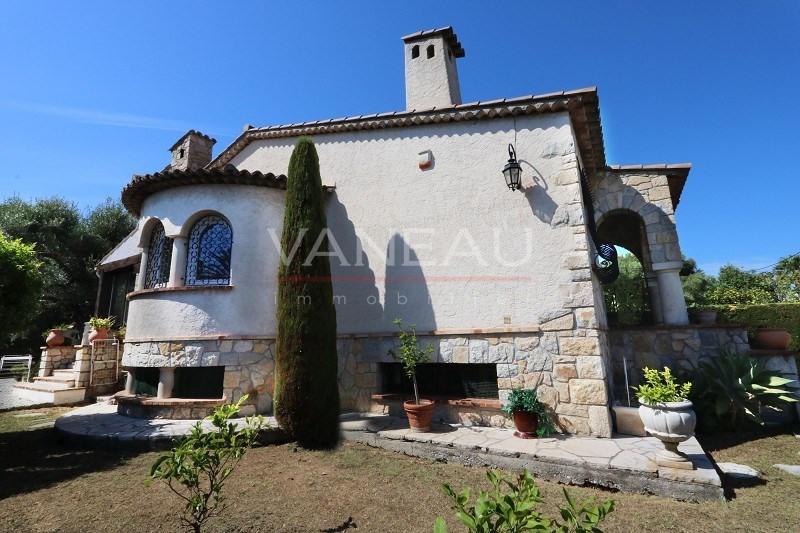 Vente de prestige maison / villa Juan-les-pins 965000€ - Photo 1