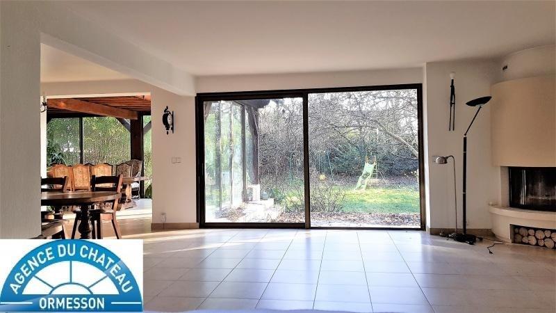 Vente de prestige maison / villa Chennevieres sur marne 930000€ - Photo 1