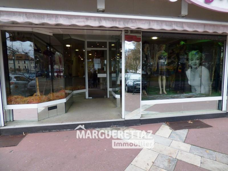 Commercial property sale shop Cluses 189000€ - Picture 1