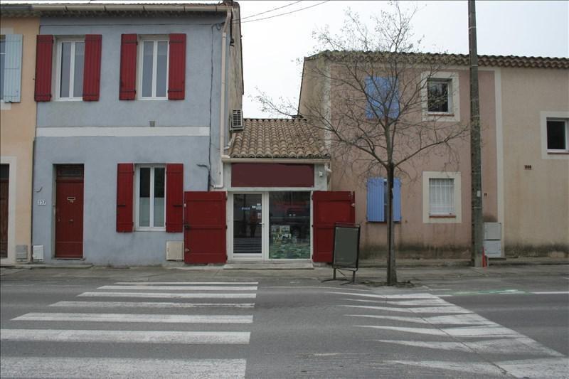 Verkoop  werkplaats L isle sur la sorgue 61000€ - Foto 1