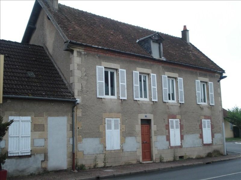 Produit d'investissement immeuble Decize 139000€ - Photo 1