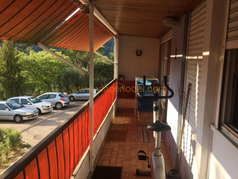 Vendita nell' vitalizio di vita appartamento La trinité 42500€ - Fotografia 1