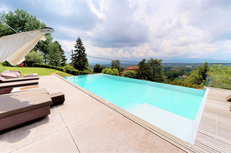 Vente de prestige maison / villa Saint didier au mont d or 2700000€ - Photo 2
