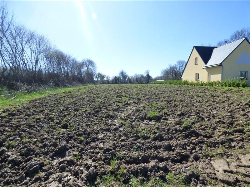 Vente terrain Pedernec 31490€ - Photo 1