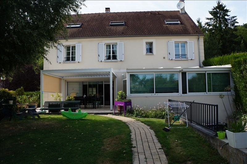 Vente maison / villa Pontoise 564 300€ - Photo 2