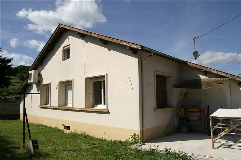 Vente maison / villa Serezin de la tour 159000€ - Photo 1