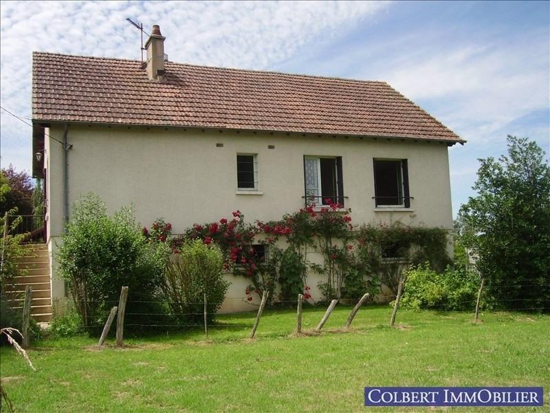 Vente maison / villa Pontigny 138000€ - Photo 1