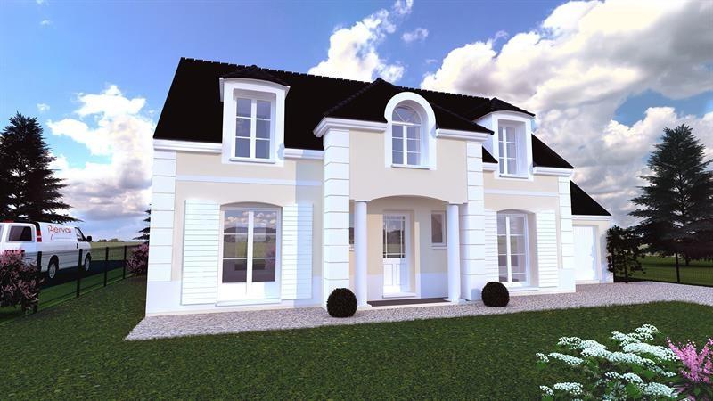 """Modèle de maison  """"Carroussel 135"""" à partir de 6 pièces Hauts-de-Seine par MAISONS BERVAL – DIRECTION COMMERCIALE"""