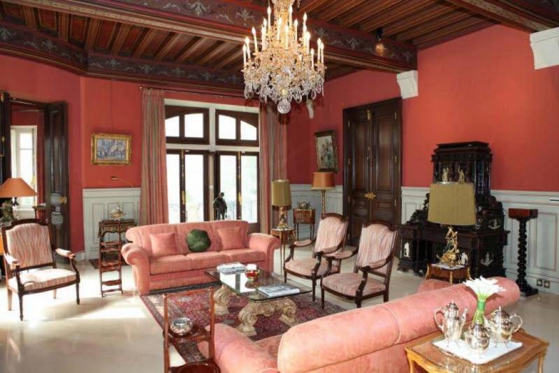 Revenda residencial de prestígio castelo Les bréviaires 7500000€ - Fotografia 4