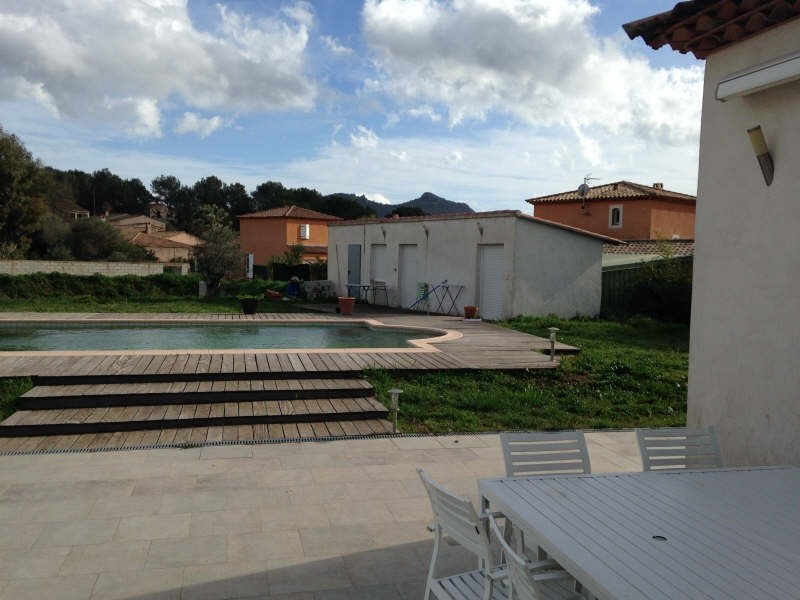 Deluxe sale house / villa La crau 565000€ - Picture 10