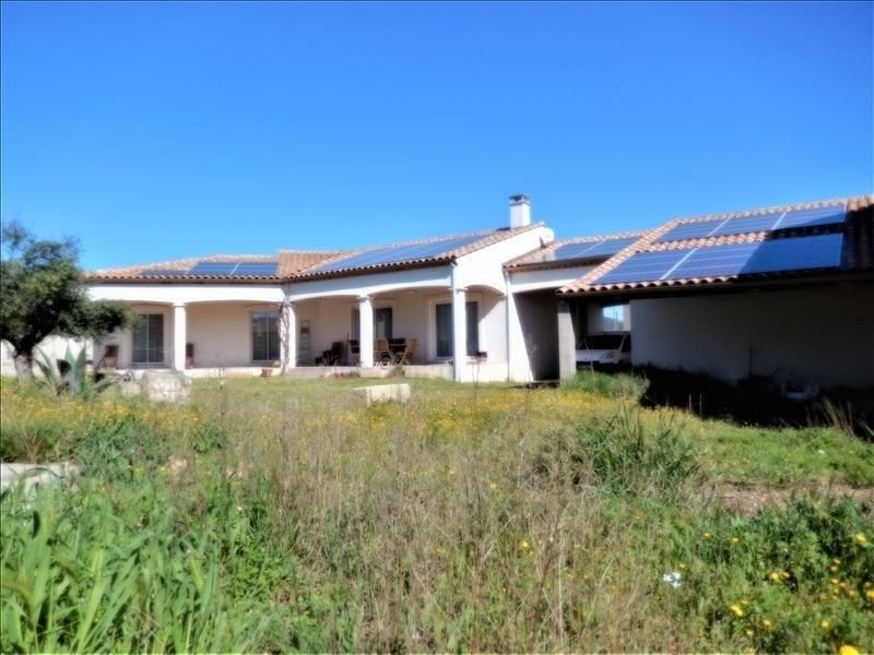 Vente de prestige maison / villa Vic la gardiole 790000€ - Photo 1