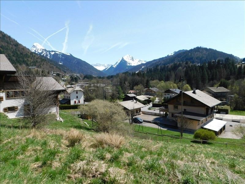 Vendita terreno Montriond 299000€ - Fotografia 1