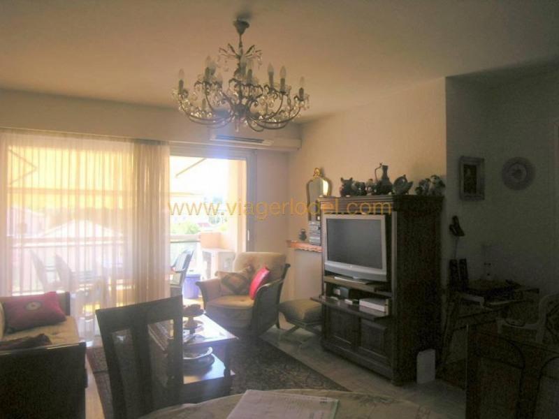 Vendita nell' vitalizio di vita appartamento Cagnes-sur-mer 71000€ - Fotografia 4