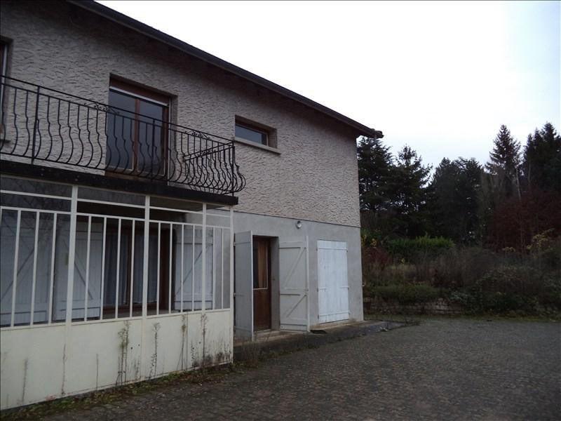 Vendita casa L etrat 330000€ - Fotografia 1