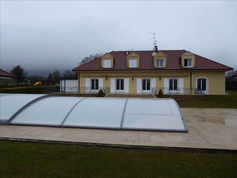 Vente maison / villa Divonne les bains 3650000€ - Photo 1