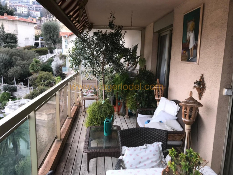 Viager appartement Nice 70000€ - Photo 1
