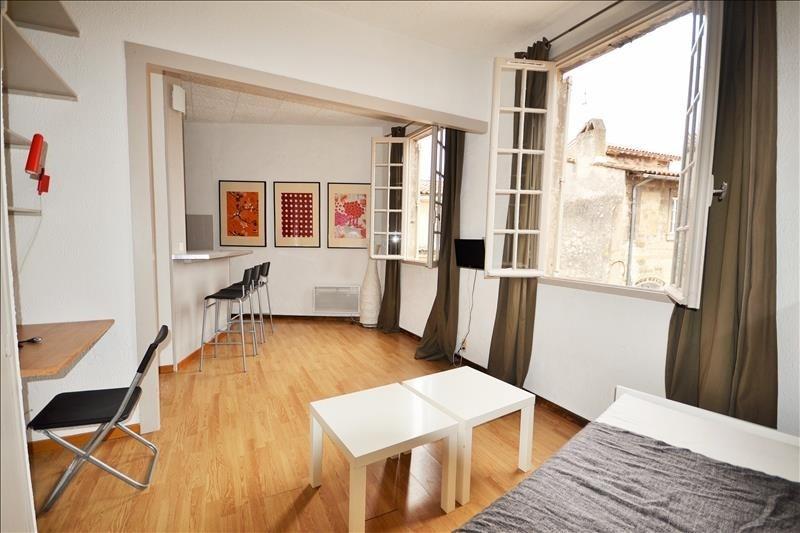 Venta  apartamento Avignon intra muros 89000€ - Fotografía 1