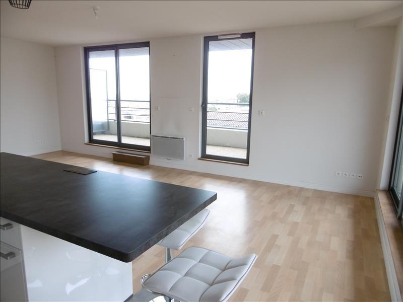 Vente appartement Niort 262500€ - Photo 3