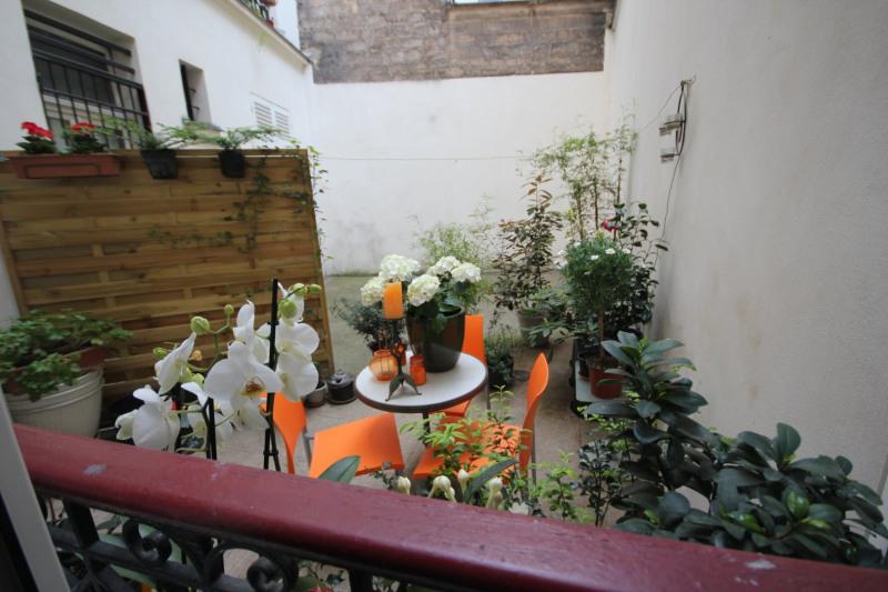Vente appartement Paris 18ème 375000€ - Photo 10