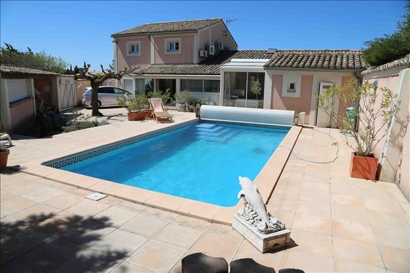 Vente maison / villa Morieres les avignon 410000€ - Photo 1