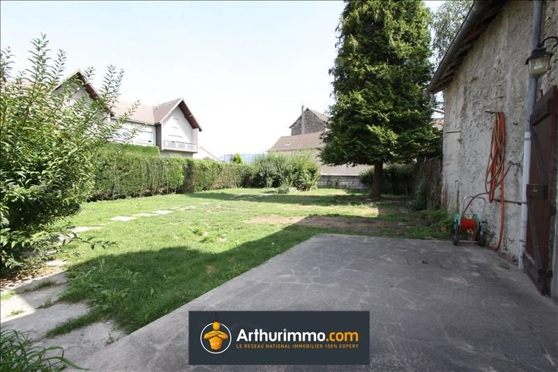 Vente maison / villa Montalieu vercieu 155000€ - Photo 1
