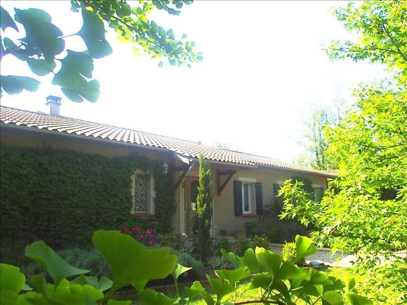 Sale house / villa Albi 493000€ - Picture 1