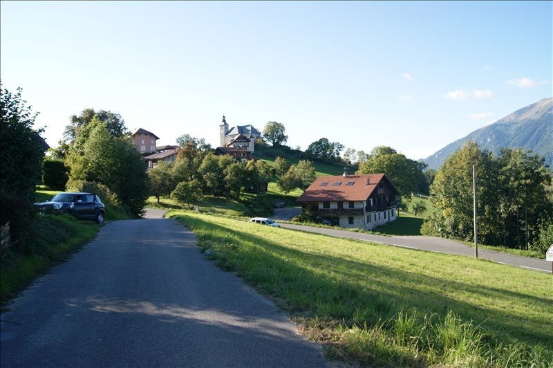 Vente terrain Mont saxonnex 155000€ - Photo 5
