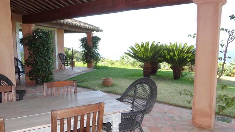 Sale house / villa Rayol canadel 2500000€ - Picture 9
