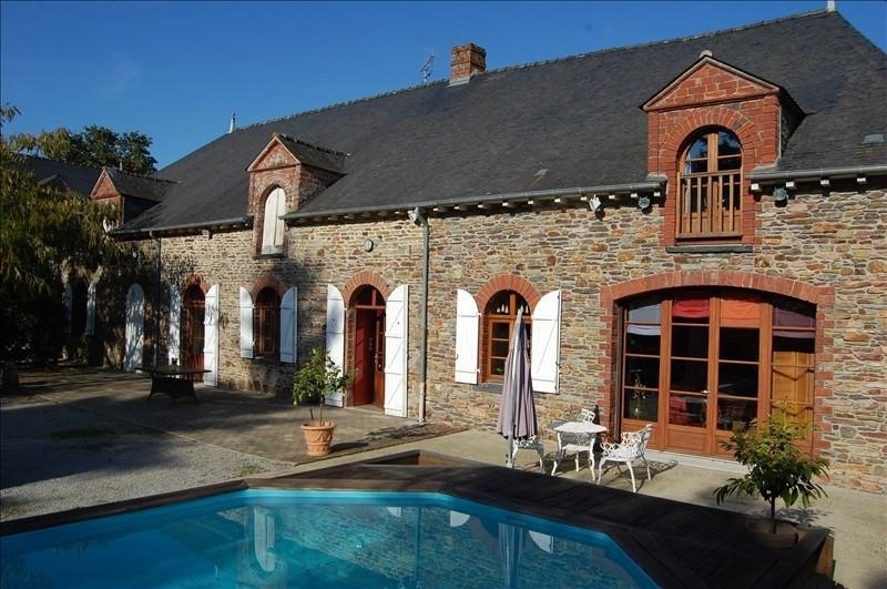 Verkoop  huis Rennes 318725€ - Foto 1