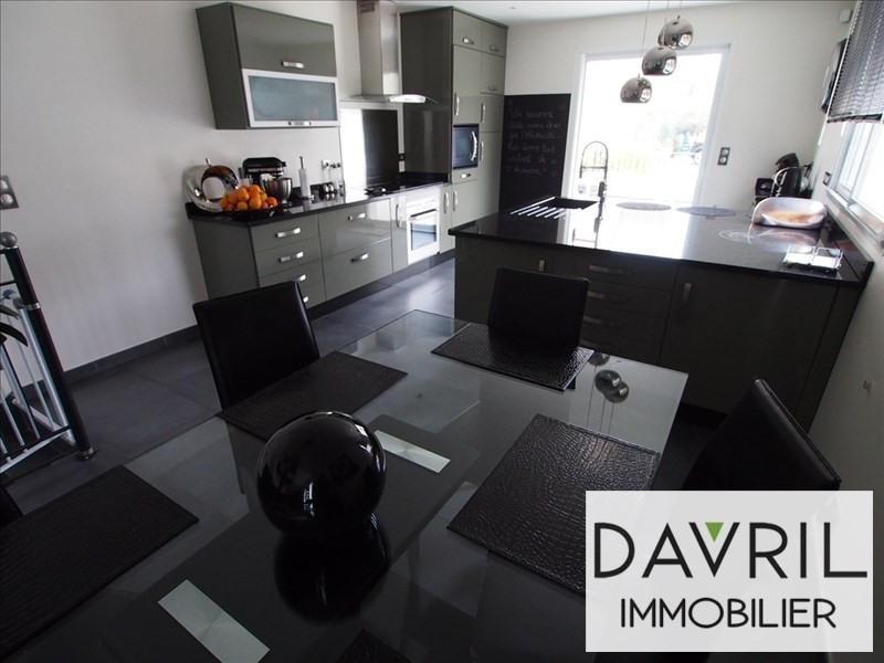 Deluxe sale house / villa Conflans ste honorine 570000€ - Picture 2