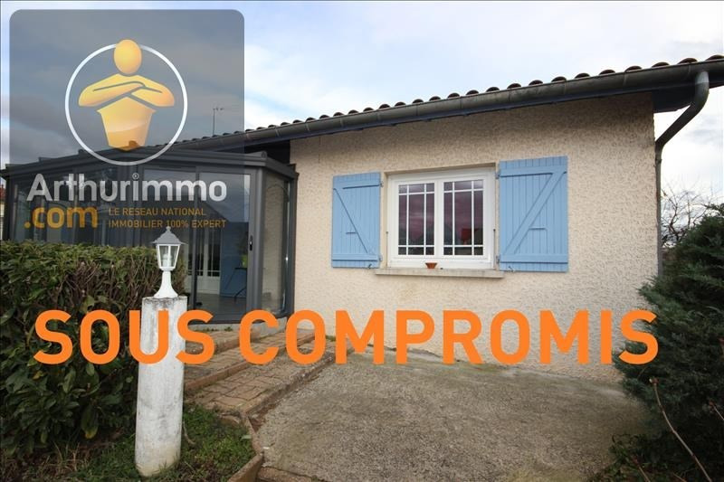 Sale house / villa St galmier 215000€ - Picture 1
