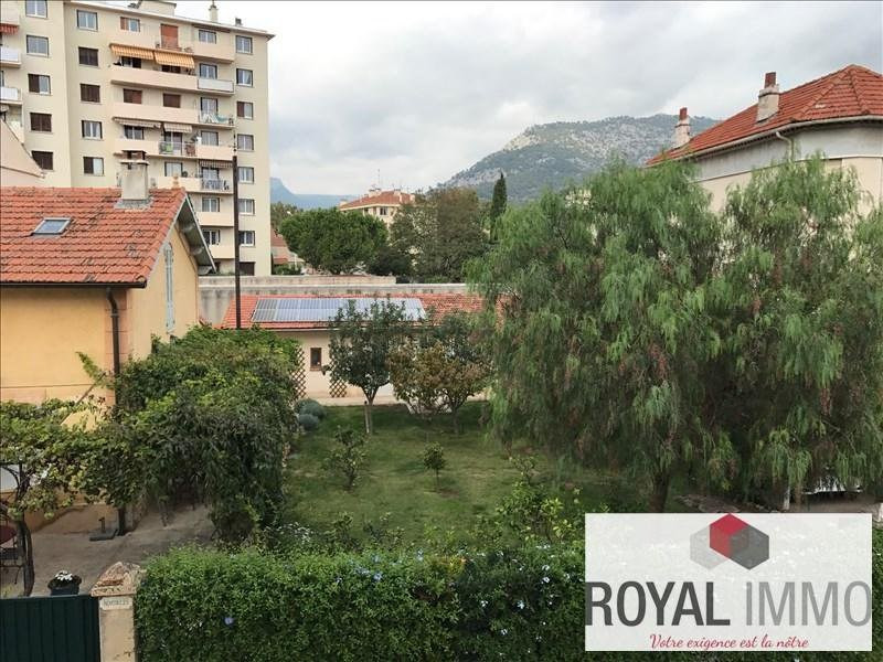 Rental apartment Toulon 500€ CC - Picture 3