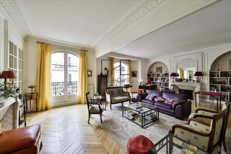 Deluxe sale apartment Paris 17ème 2940000€ - Picture 4