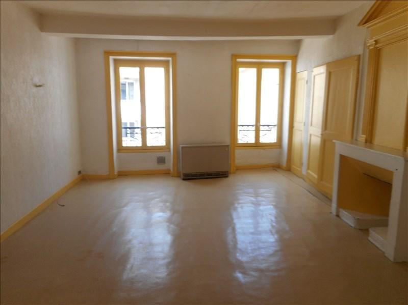 Vente appartement Voiron 64500€ - Photo 1