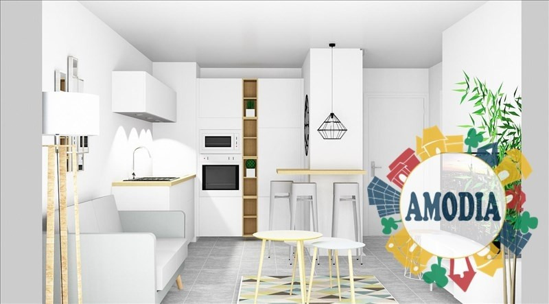 Vente appartement Ciboure 164000€ - Photo 1