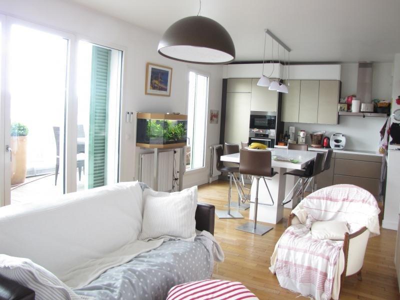 Deluxe sale apartment Boulogne billancourt 1250000€ - Picture 9