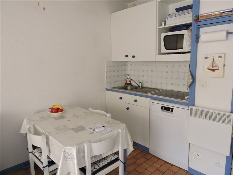 Vente appartement La grande motte 137000€ - Photo 3