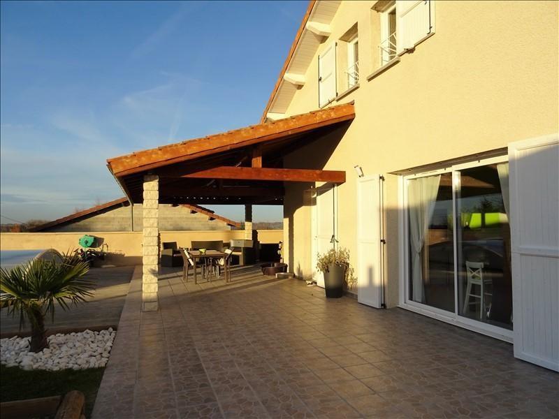 Vente maison / villa Vienne 440000€ - Photo 2