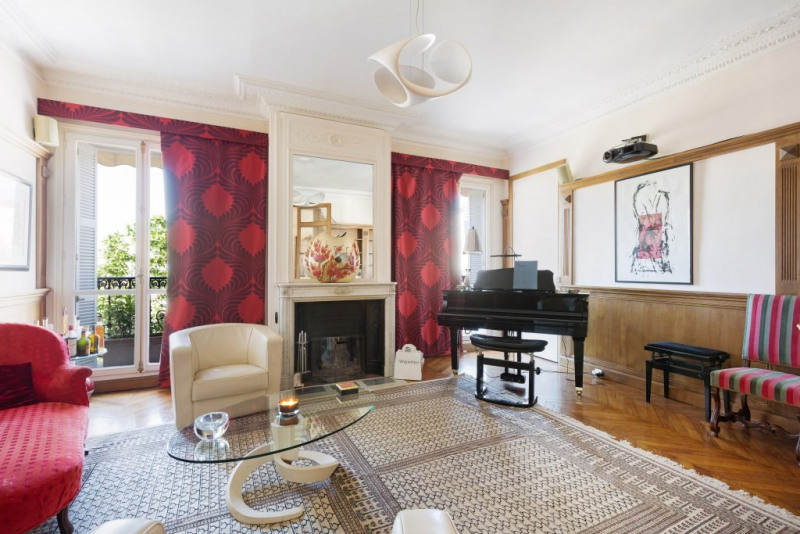 Venta de prestigio  apartamento Paris 16ème 5600000€ - Fotografía 13