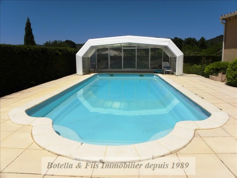 Vente maison / villa Goudargues 456000€ - Photo 2