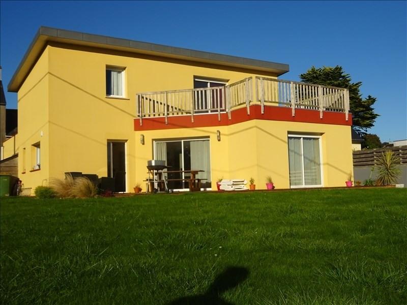 Sale house / villa Lannilis 291000€ - Picture 2