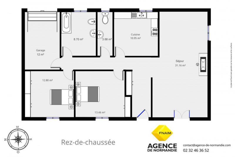 Sale house / villa Montreuil-l'argille 149000€ - Picture 11