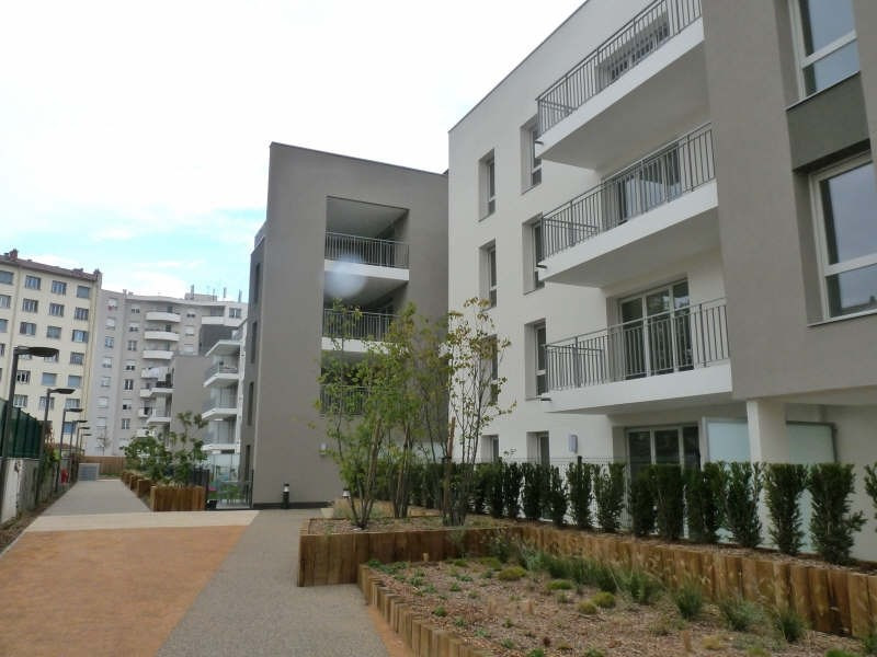 Rental apartment Villeurbanne 726€ CC - Picture 1