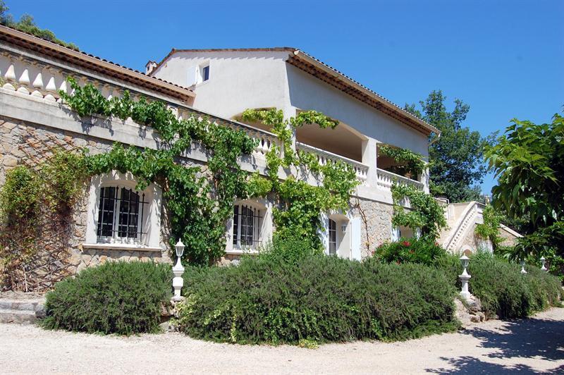 Revenda residencial de prestígio casa Tourrettes 895000€ - Fotografia 8