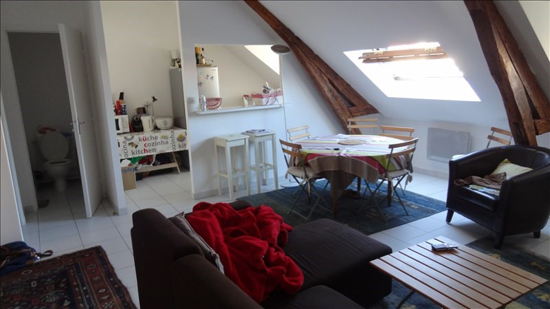 Rental apartment St quentin 520€ CC - Picture 2